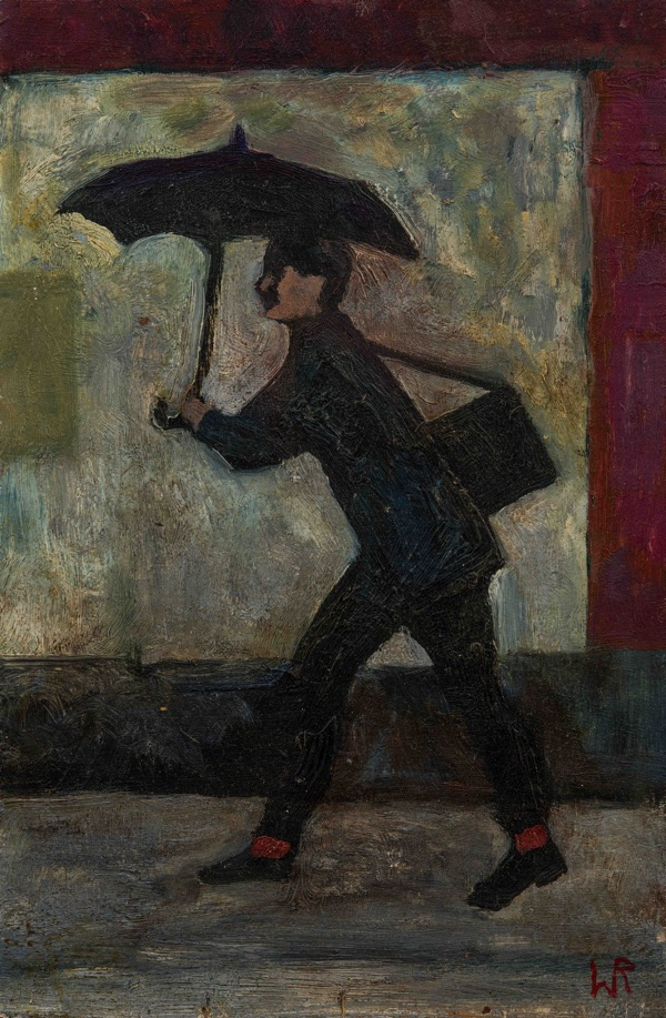 Man in the Rain, Bath