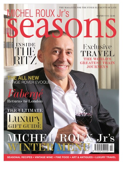 Cover of Seasons magazine