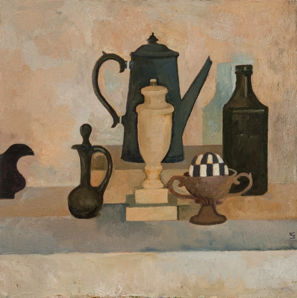 Still Life in Ochres